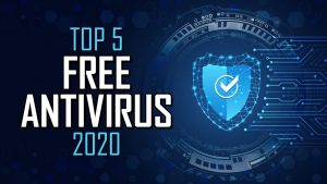Top 5 free antivirus software 2020